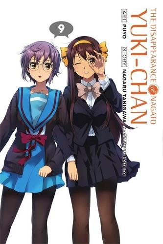 The Disappearance of Nagato Yuki-chan, Vol. 9 (Paperback)