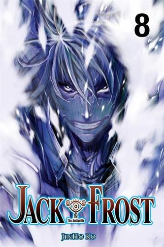 Jack Frost, Vol. 8 (Paperback)