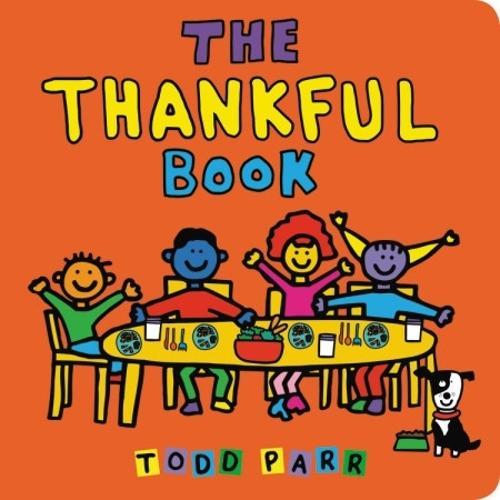 The Thankful Book (Hardback)