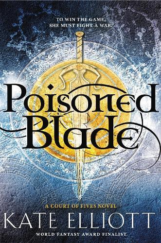 Poisoned Blade - Court of Fives (Paperback)