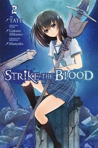Strike the Blood, Vol. 2 (manga) (Paperback)
