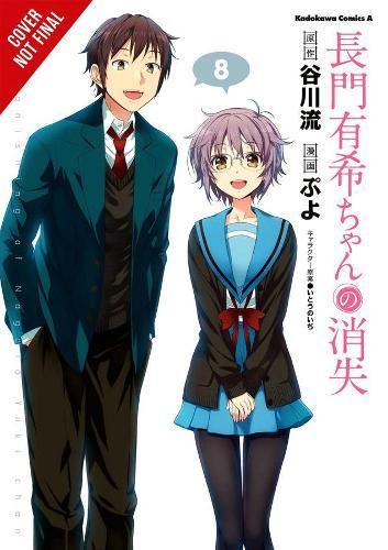The Disappearance of Nagato Yuki-chan, Vol. 8 (Paperback)