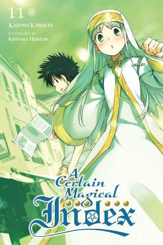 A Certain Magical Index, Vol. 11 (light novel) (Paperback)