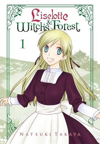 Liselotte & Witch's Forest, Vol. 1 (Paperback)