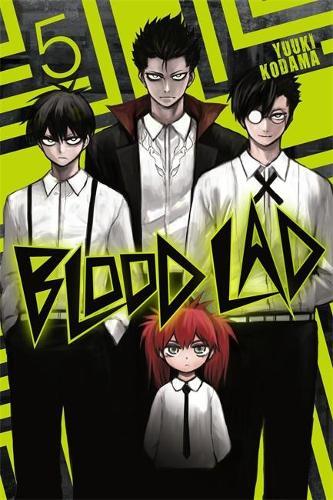 Blood Lad, Vol. 5 (Paperback)