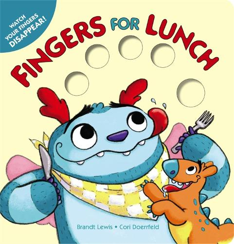 Fingers For Lunch (Hardback)