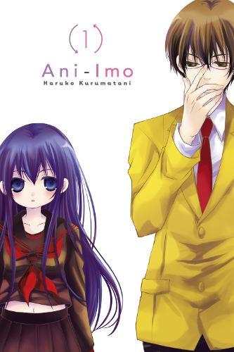 Ani-Imo, Vol. 1 (Paperback)