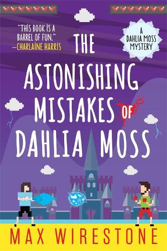 The Astonishing Mistakes of Dahlia Moss - A Dahlia Moss Mystery (Paperback)