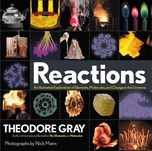 Reactions: An Illustrated Exploration of Elements, Molecules, and Change in the Universe (Hardback)
