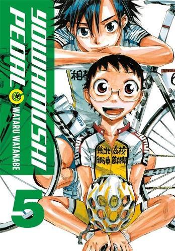 Yowamushi Pedal, Vol. 5 (Paperback)