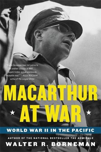 Macarthur at War: World War II in the Pacific (Paperback)