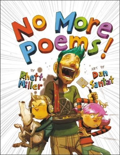 No More Poems! (Hardback)