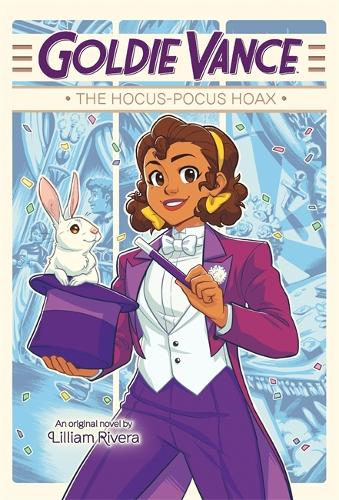 Goldie Vance: The Hocus-Pocus Hoax (Hardback)