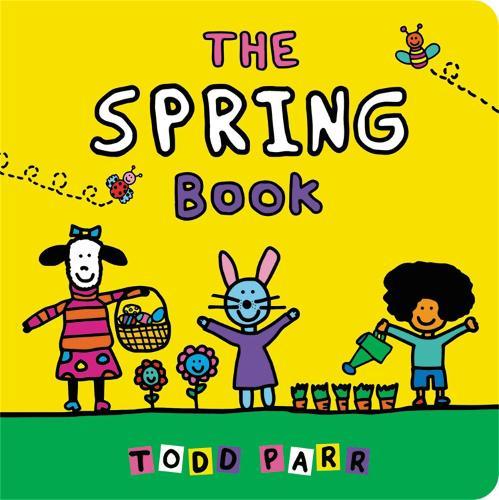 The Spring Book (Board book)