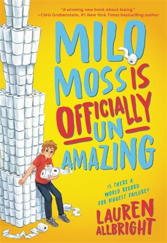 Milo Moss Is Officially Un-Amazing (Paperback)