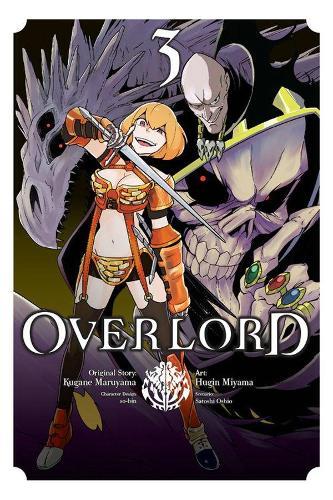 Overlord, Vol. 3 (manga) (Paperback)