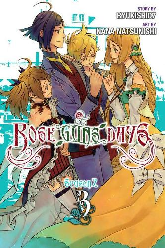 Rose Guns Days Season 2, Vol. 3 (Paperback)