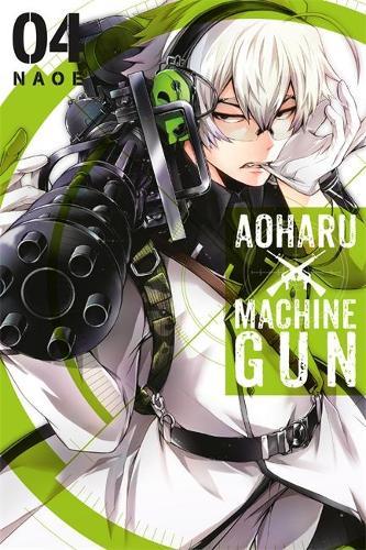 Aoharu X Machinegun, Vol. 4 (Paperback)