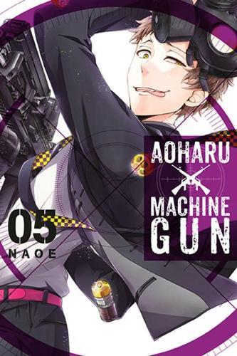 Aoharu X Machinegun, Vol. 5 (Paperback)