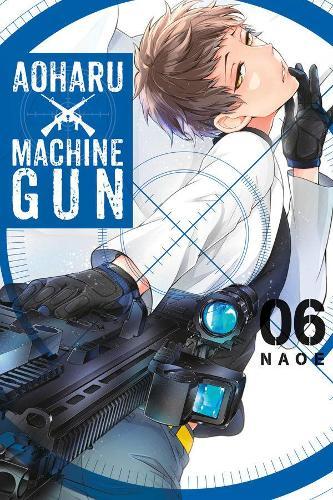 Aoharu X Machinegun, Vol. 6 (Paperback)