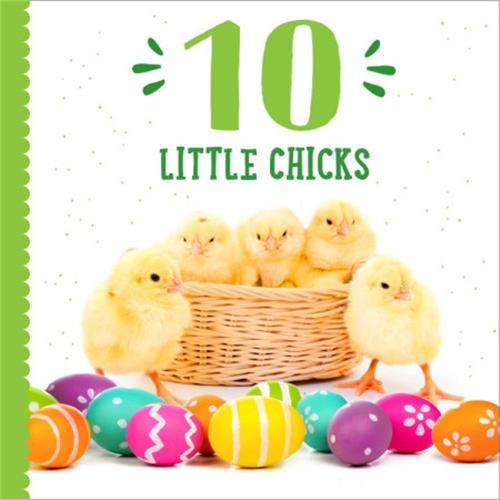 10 Little Chicks (Hardback)