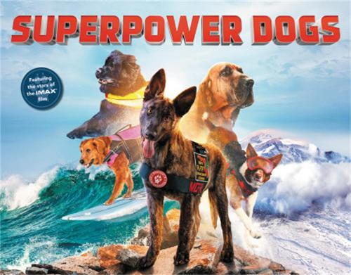 SuperPower Dogs (Hardback)