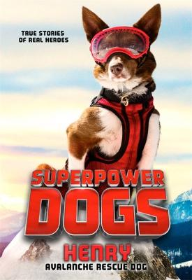 Superpower Dogs: Henry: Avalanche Rescue Dog (Paperback)