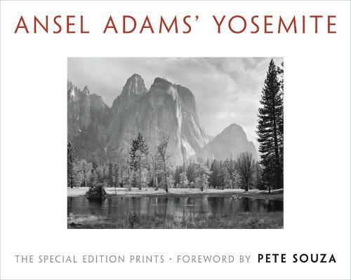 Ansel Adams' Yosemite: The Special Edition Prints (Hardback)