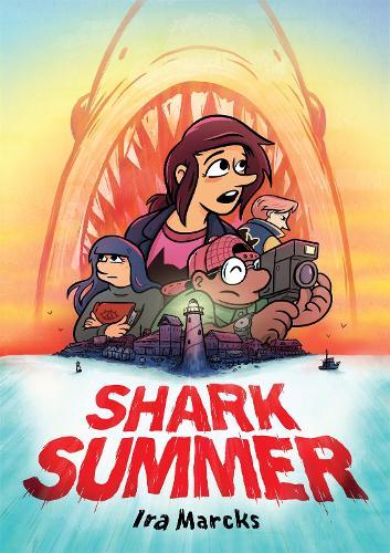 Shark Summer (Paperback)