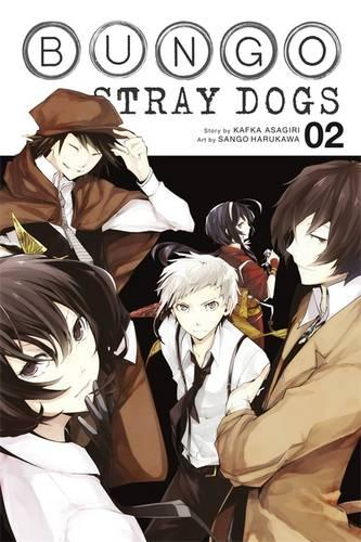 Bungo Stray Dogs, Vol. 2 (Paperback)