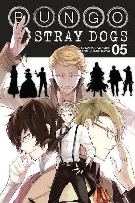 Bungo Stray Dogs, Vol. 5 (Paperback)