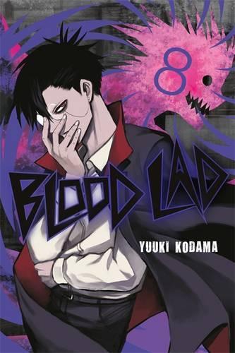 Blood Lad, Vol. 8 (Paperback)