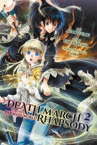 Death March to the Parallel World Rhapsody, Vol. 2 (manga) (Paperback)