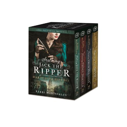 The Stalking Jack the Ripper Series Hardcover Gift Set (Hardback)