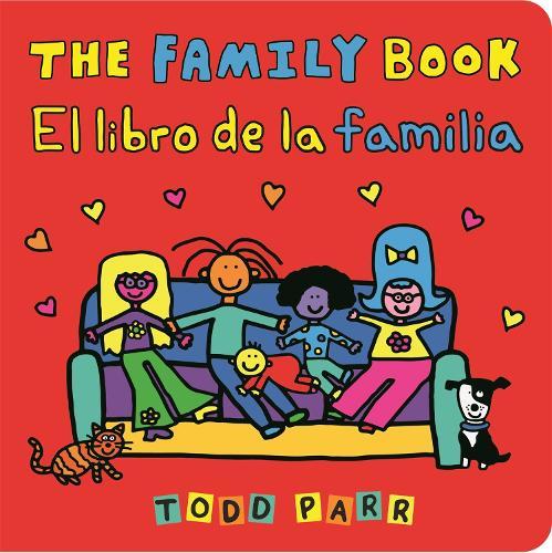 The Family Book / El libro de la familia (Bilingual edition) (Hardback)