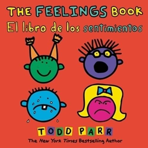 The Feelings Book / El libro de los sentimientos (Bilingual edition) (Paperback)