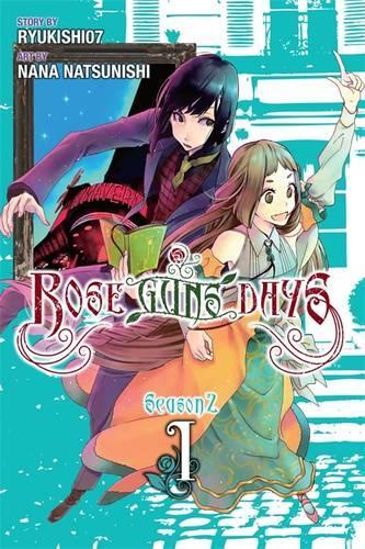 Rose Guns Days Season 2, Vol. 1 (Paperback)