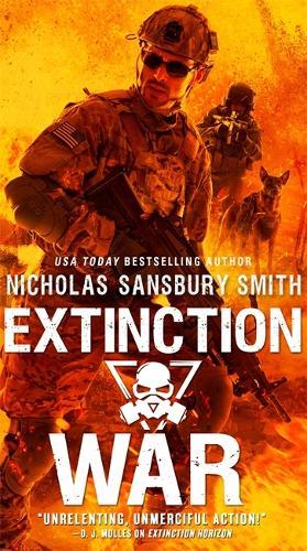 Extinction War - The Extinction Cycle (Paperback)