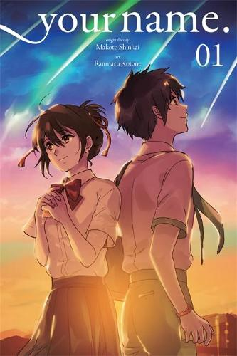 your name., Vol. 1 (Paperback)