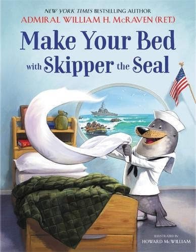 Make Your Bed with Skipper the Seal (Hardback)