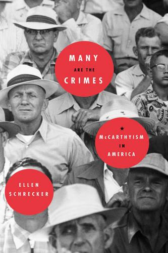 Many are the Crimes: Maccarthy (Hardback)