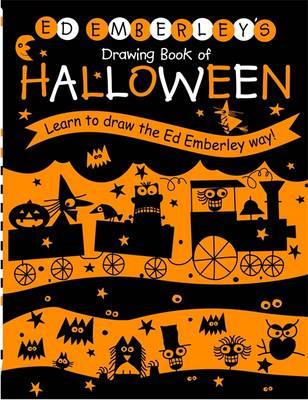 Ed Emberley's Drawing Book Of Halloween (Paperback)