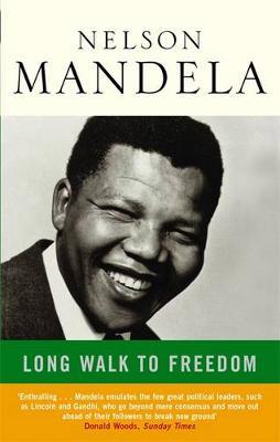 Long Walk To Freedom (Hardback)