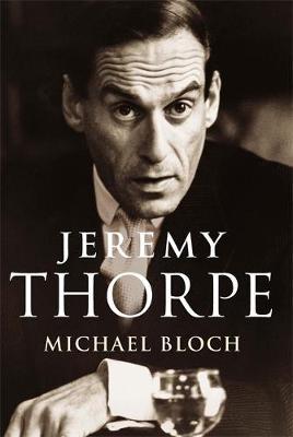 Jeremy Thorpe (Hardback)