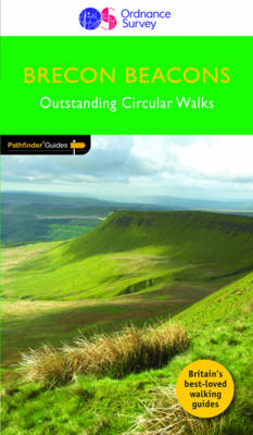Brecon Beacons 2016 - Pathfinder Guides PF18 (Paperback)