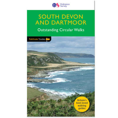 South Devon & Dartmoor 2016 - Pathfinder Guides PF01 (Paperback)