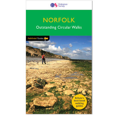 Norfolk 2016 - Pathfinder Guides PF45 (Paperback)