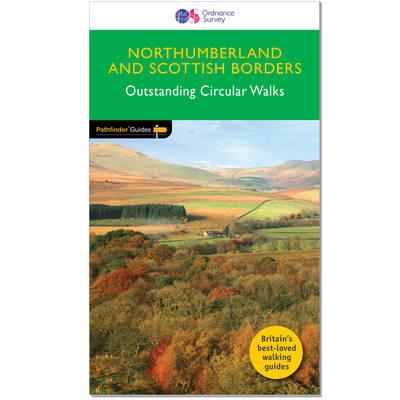 Northumberland & the Scottish Borders 2016 - Pathfinder Guide PF35 (Paperback)