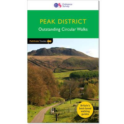 Peak District 2016 - Pathfinder Guide PF63 (Paperback)