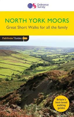 North York Moors 2016 - Short Walk Guide SW13 (Paperback)